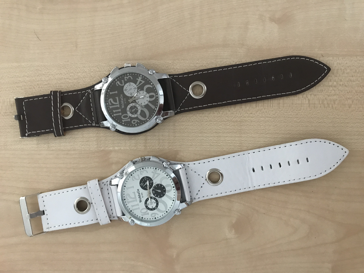 99d64d4f2e4 Sportovně-elegantní unisex hodinky WOMAGE - ve 3 barevných ...