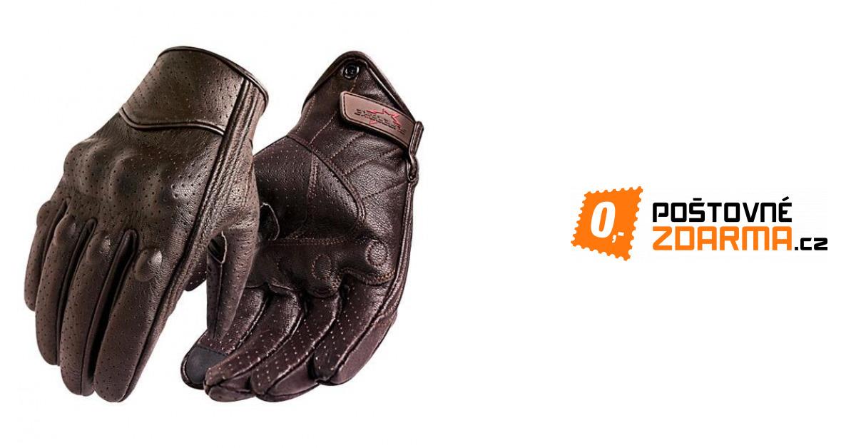Pánské kožené rukavice Elmer - 2 varianty  9edb1b684d