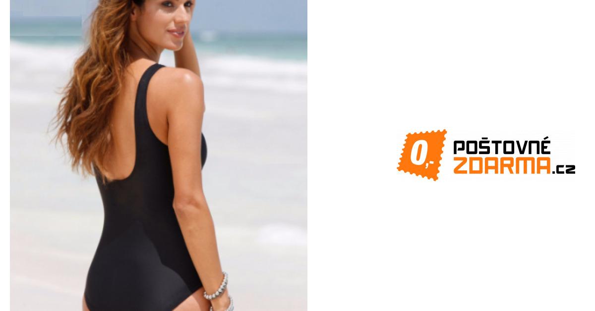 83af3131cb8 Zeštíhlující smyslné jednodílné plavky - Plavky - Dámská konfekce - Móda