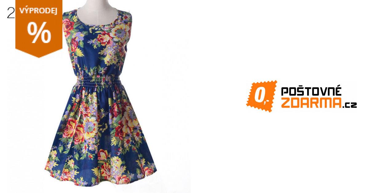 Rozmanité letní šaty - Vzor  15 - Velikost  3  ca7ea2dc48