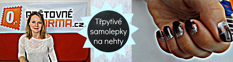 VLOG 11: Třpytivé nálepky na nehty
