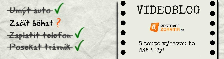 VLOG 6: Běhám, běháš, běháme