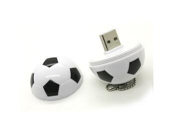 flashdisk ve tvaru fotbaloveho mice