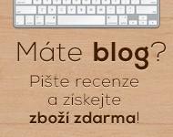 Blogujte a získejte zboží zdarma