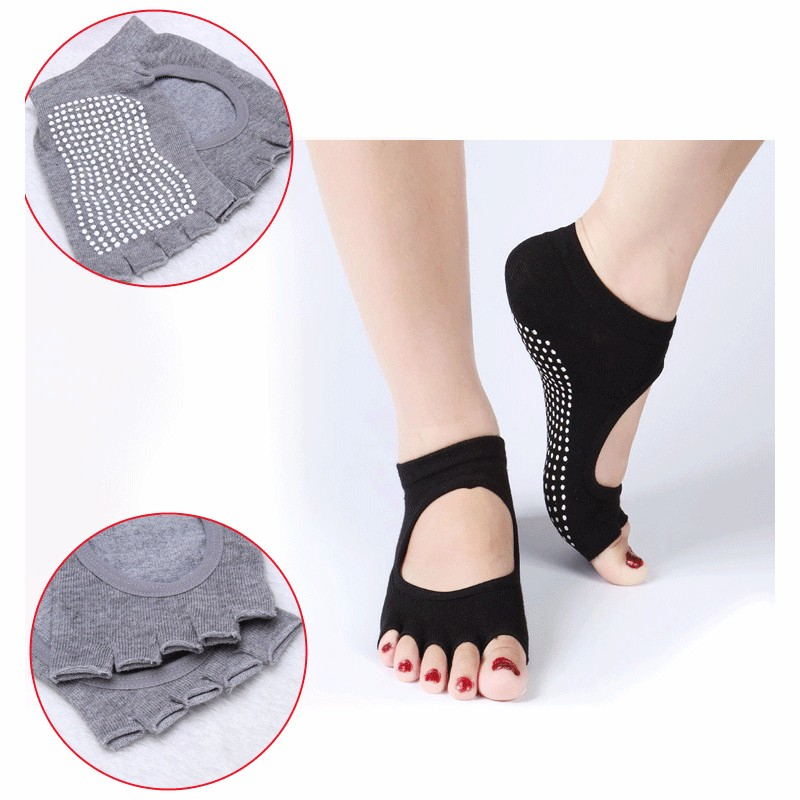 Dámské jóga ponožky