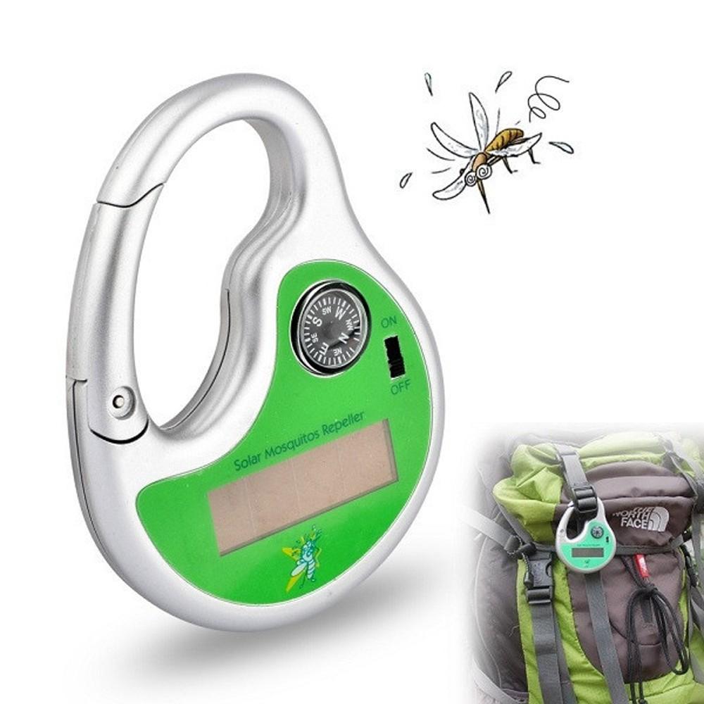 Solární odpuzovač hmyzu