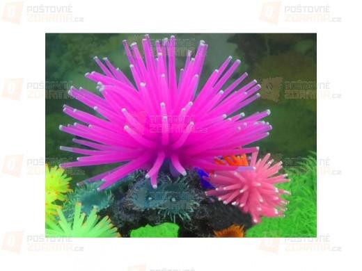 Dekorace do akvária - silikonový korál