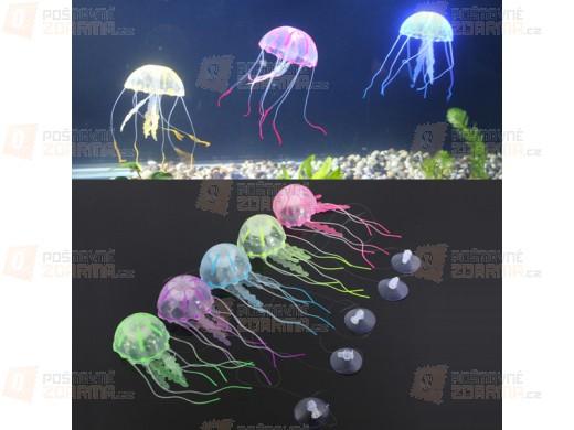 Medúza - dekorace do akvária