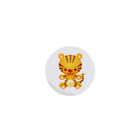 edice zvířátka- tygřík