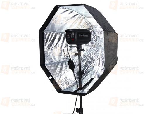 Studiový fotografický deštník 80 cm