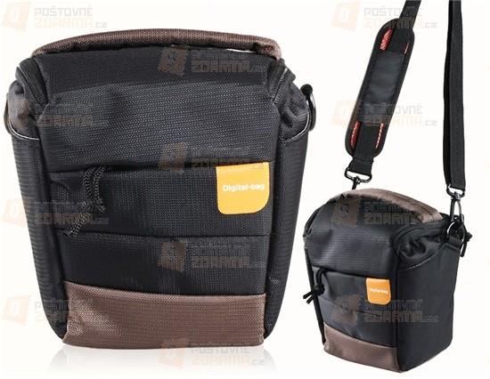 Nylonová taška na fotoaparát - 3 barvy