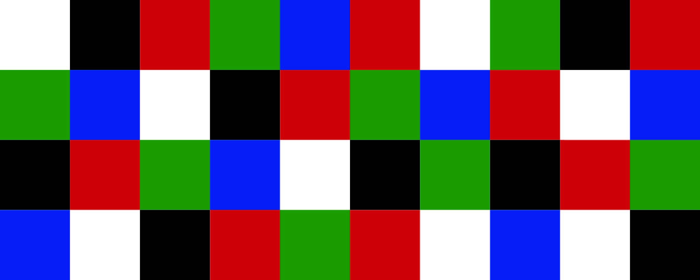 Dlaždice barev