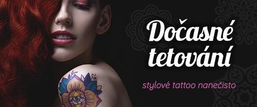 Dočasné tetování: styl tattoo nanečisto