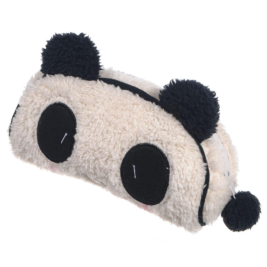 Plyšové pouzdro s motivem pandy