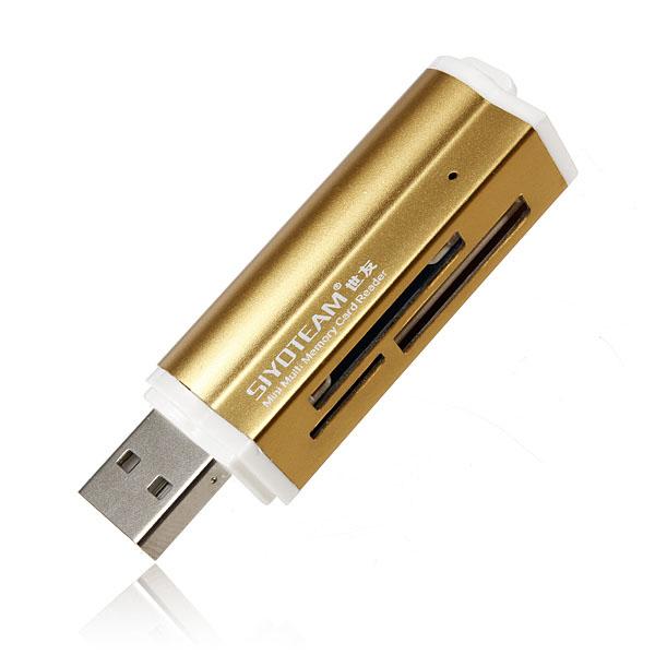 Univerzální USB čtečka karet
