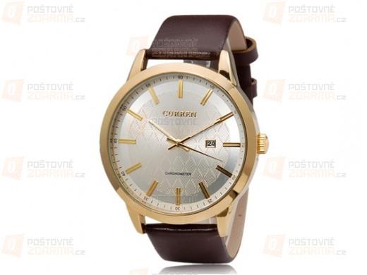 Pánské hodinky Curren s jednoduchým designem