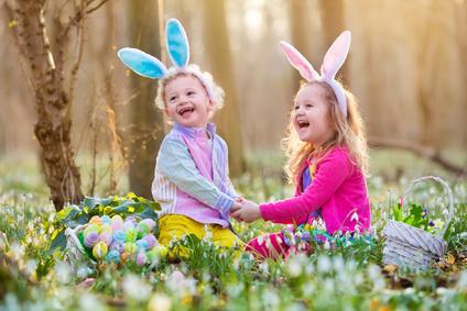 Velikonoční nadílka