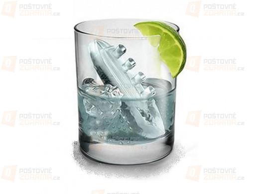Formička na led ve tvaru Titaniku a ledových ker
