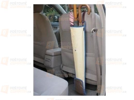 Praktické pouzdro na deštníky do auta