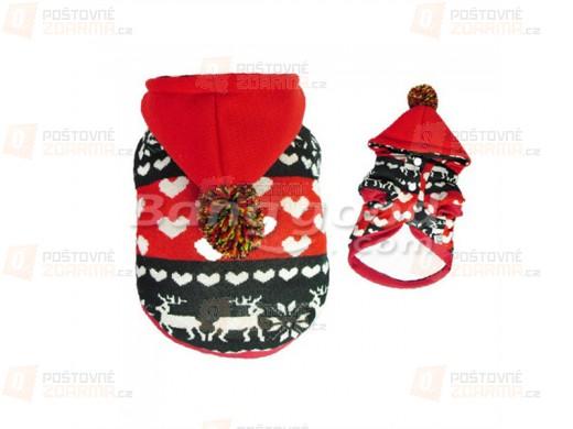 Zimní obleček pro psy