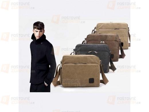 Pánská cestovní taška přes rameno - více barev