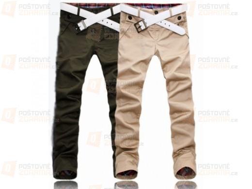 Pánské kalhoty - 3 barvy
