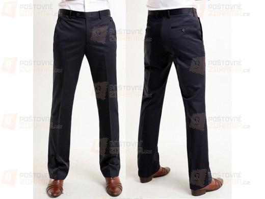 Pánské společenské kalhoty - 2 barvy