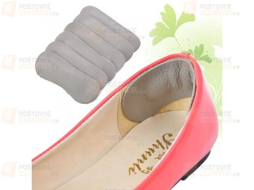 Kožená patěnka - vložka do bot