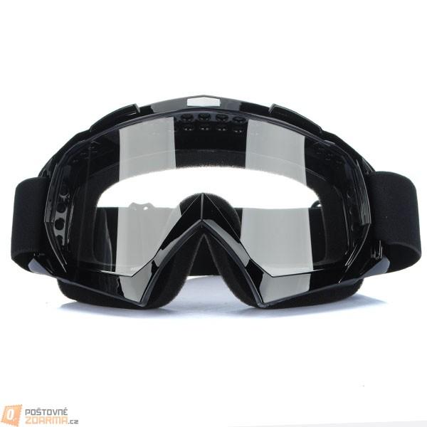 Univerzální motorkářské brýle