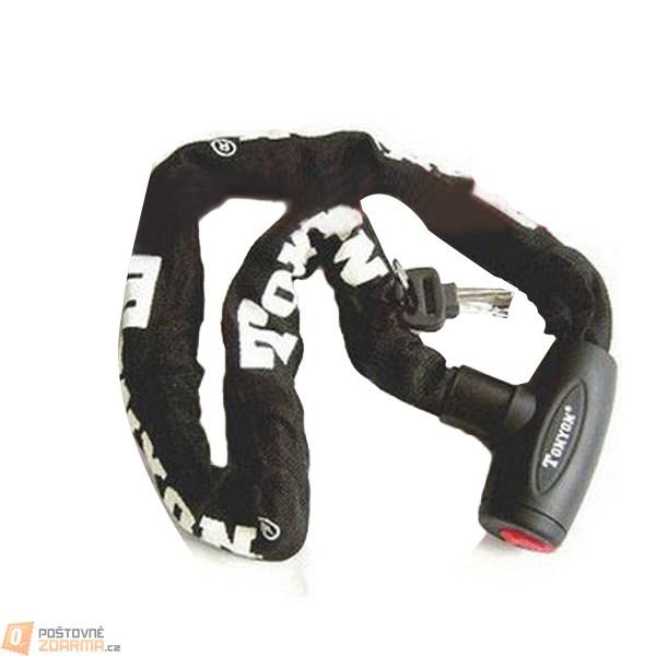 Zámek na kolo / motorku s klíčovým mechanismem