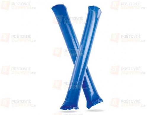 2 ks bambam tyče - nafukovací, modré