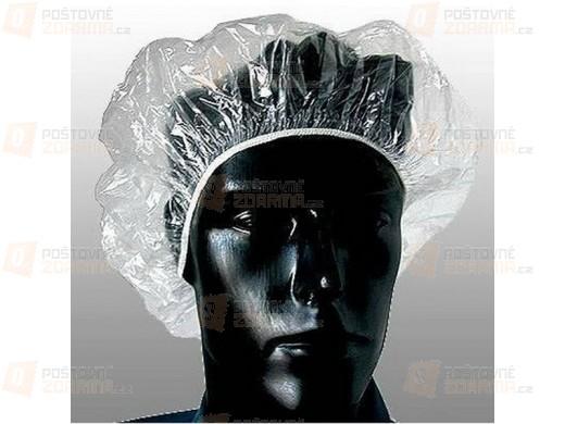 Igelitová čepice - 100 ks