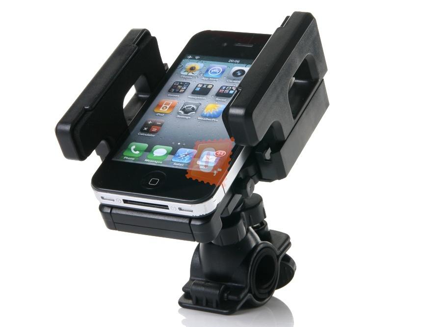 Držák na mobil a GPS na kolo