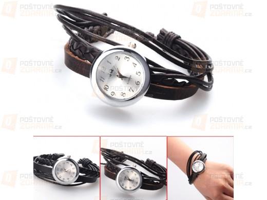 Retro hodinky - unisex, 2 barvy
