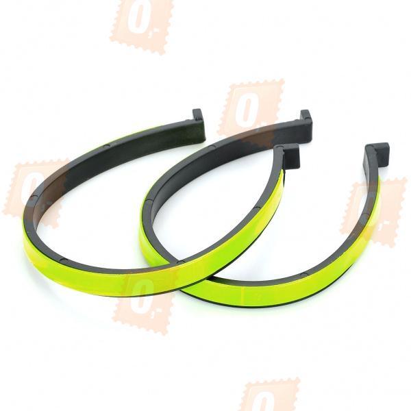 Reflexní pásky pro jízdu na kole