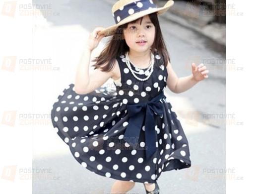 Šaty pro dívky s krajkou