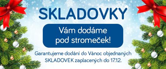 PoštovnéZDARMA.cz garantuje dodání do Vánoc