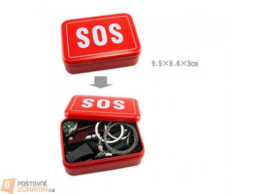 Multifunkční box na přežití