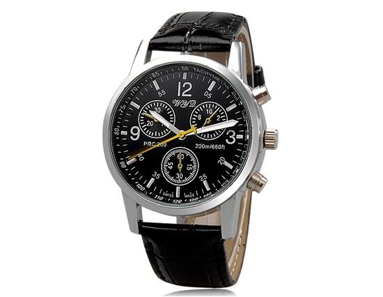 Elegantní hodinky pro pány