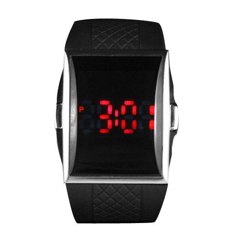 Sportovní silikonové LED hodinky