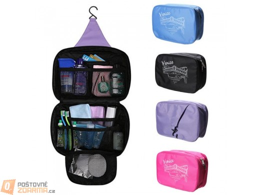Cestovní taška na kosmetiku