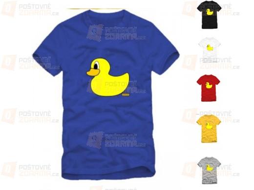 Unisex tričko s kačenkou