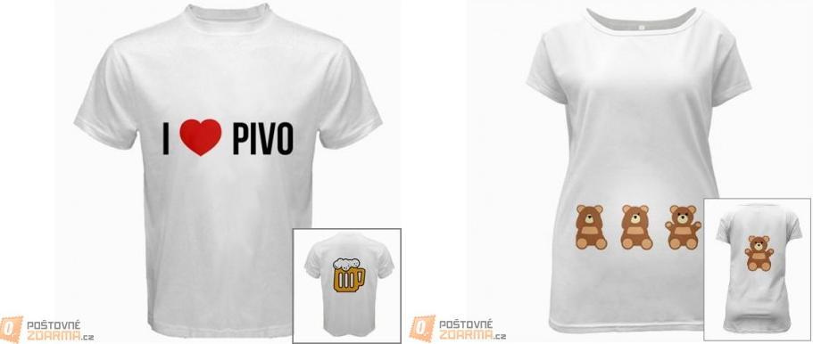 Navrhujte pro nás originální trička