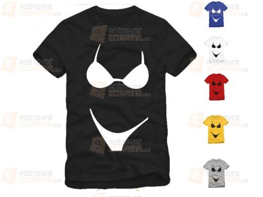Unisex tričko s potiskem bikin