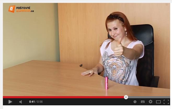 videoblog postovnezdarma.cz